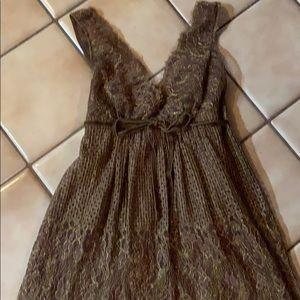 Lace bcbg dress